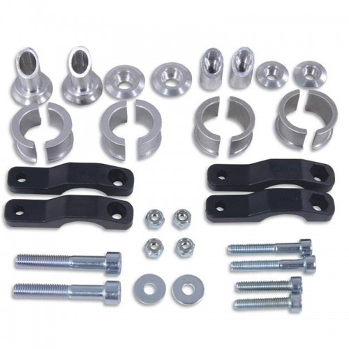 Acerbis Replacement X-Rally Plastic Universal Mounting Kit_ 13437