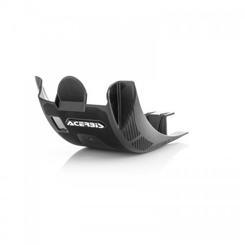 SKID PLATE Acerbis _ 22388.090 _ HON CRF 450R/RX '17 Black