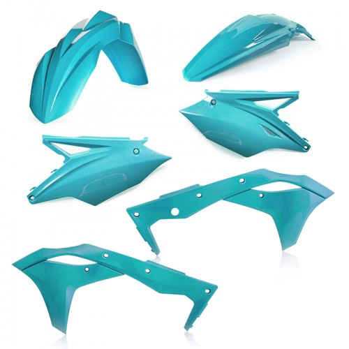 PLASTIC KIT Acerbis _ 22984.133 _ KAW KXF 250 '18 Verde