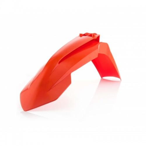 FRONT FENDER Acerbis _ 21743.011.016 _ KTM SX/SXF 16 Orange