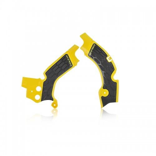 Προστασία σκελετού Acerbis X-Grip _22347.279_SUZ RMZ 450 '08 κίτρινο-μαύρο