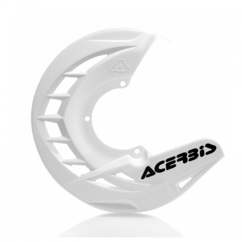 FRONT DISC COVER Acerbis X-Brake _ 16057.030 White