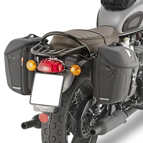 Βάσεις πλαϊνών σάκων MT501 TMT6410_Bonneville T120'2016  Triumph  Givi