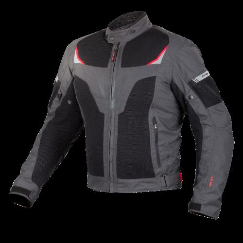 Fovos Attack jacket - dark grey