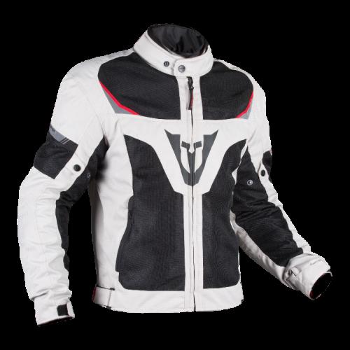 Fovos Attack jacket - ice grey