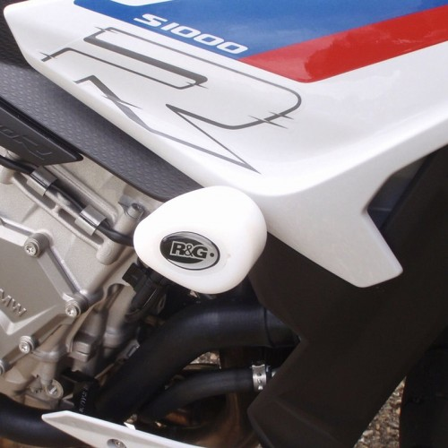 Crash protector R&G _ CP0031WH _ SUZ GSXR750 00-02 K1-K3