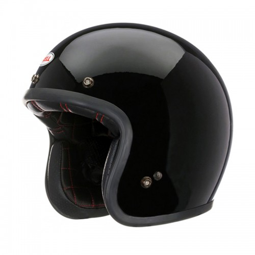 Κράνος Bell Custom 500 μαύρο μεταλλικό