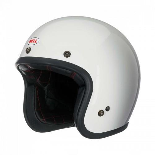Bell Custom 500 DLX Vintage White