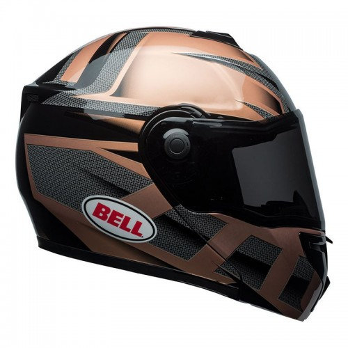 Κράνος Bell Srt Modular Predator  μαύρο-χάλκινο