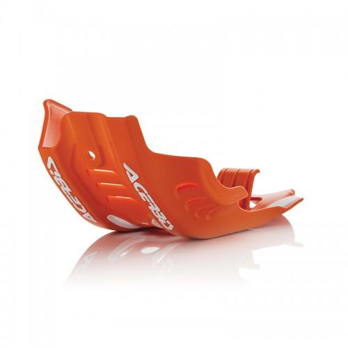 SKID PLATE Acerbis _ 21755.011 _ KTM SFX 450 '16  Orange