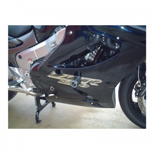 Crash protector R&G _ CP0113BLACK _ KAW ZZR1200