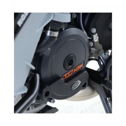 Προστασία κινητήρα R&G _ ECS0033BK KTM RC8/1190/1290 SUPER DUKE
