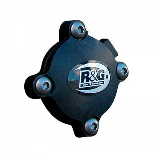 Κάλυμμα μοτέρ R&G _ ECC0137BK _ KTM 690 -690R '12-13 αριστερό