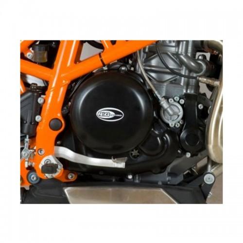 Κάλυμμα μοτέρ R&G _ ECC0138BK _ KTM 690 -690R '12-13 δεξί