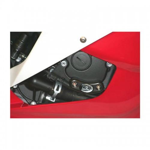 Προστασία κινητήρα R&G _ ECS0002BK  _ YAM R6 '06 - 08 δεξί