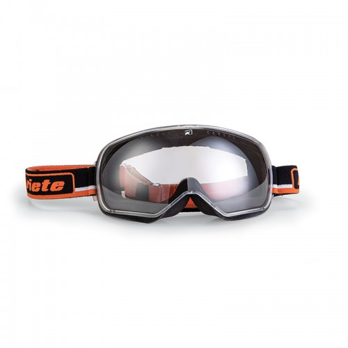 Ariete Feather Goggles 14920-TNBO Black/Orange