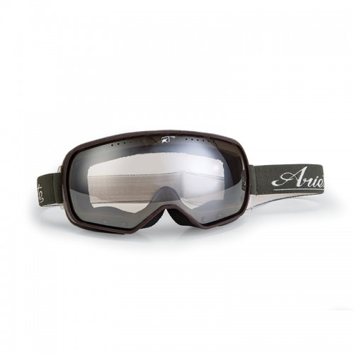 Ariete Feather Goggles 14920-MVC Green-Coyote