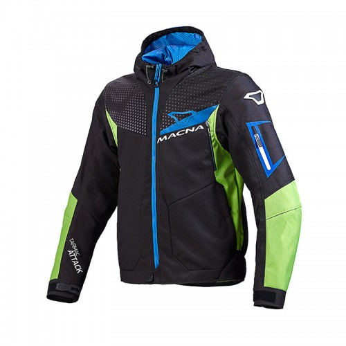 Macna Imbuz Jacket Black/Green