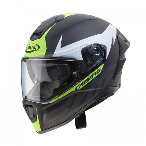 Caberg Drift Evo Carbon Anthracite / Yellow fluo