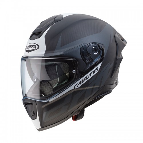 Caberg Drift Evo Carbon Anthracite/White