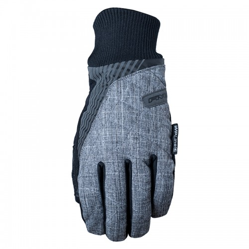 Five Gloves London WP Grey
