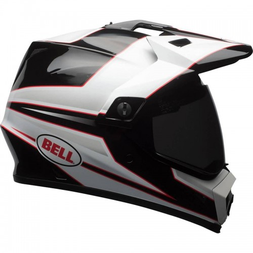 Bell MX-9 Adventure Mips Stryker Black/White