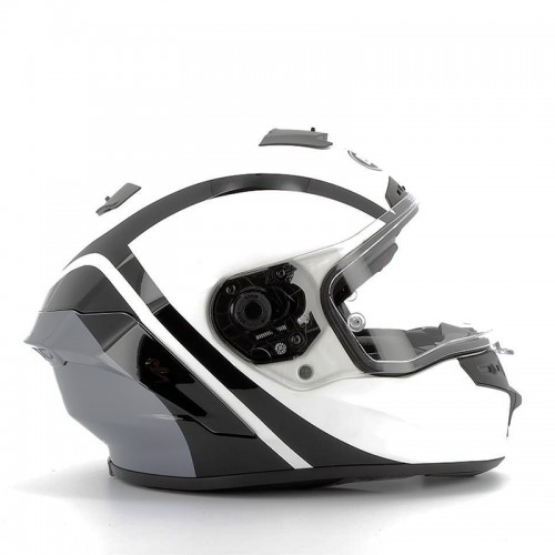 Bell Star Mips Tantrum White-Black-Titanium