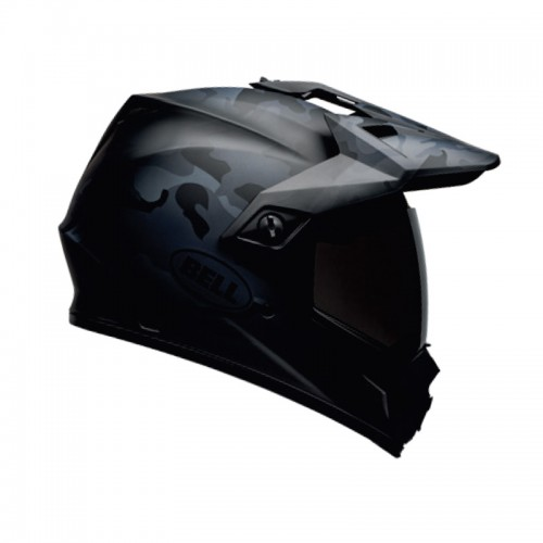 Bell MX-9 Adventure Mips Stealth matte black/camo