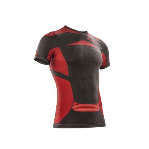 Technical t-shirt Acerbis_ X-body _ 21910.323 Black/Red