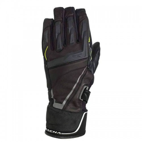 Macna Vulcan Black Gloves