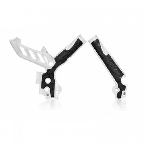 Acerbis X-grip Frame Protector_17813.030 _KTM SX-EXC '11 White