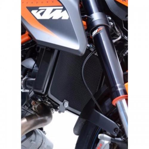 RADIATOR  GUARD R&G RAD0168BK KTM 1290 SUPER DUKE R 14- / GT 16-19