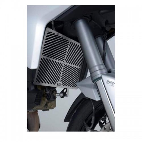 Radiator Protector R&G_SRG0003SS _ TRIUMPH TIGER 800 2011-