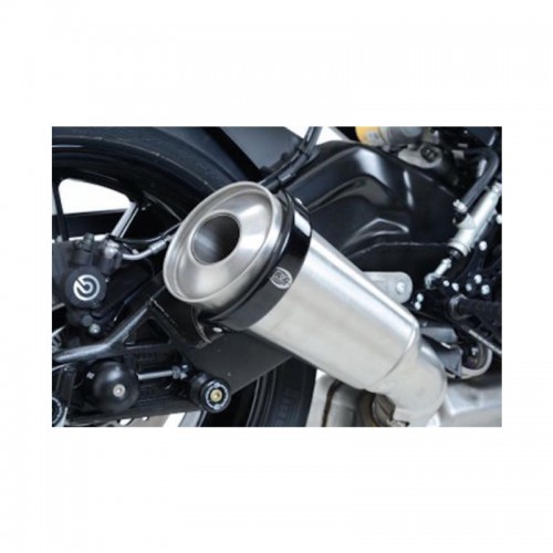 Exhaust Protector R&G _ EP0005BK _  supermoto