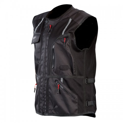 Γιλέκο Nordcode Safety Vest oversize μαύρο
