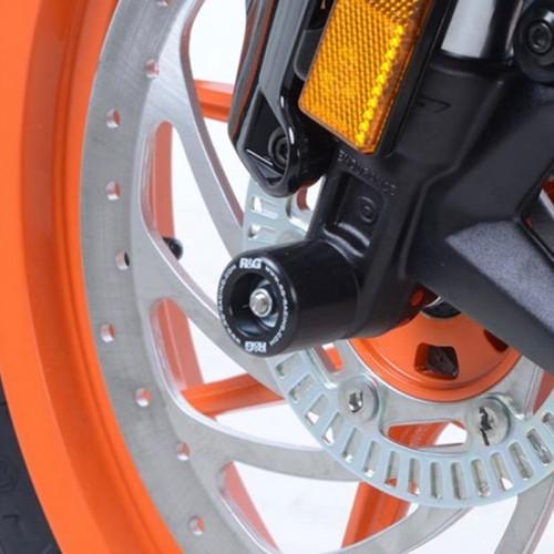 FORK PROT R&G _  FP0106BK_ KTM DUKE 125/200/390 '11- / RC 125/200/390 '14- & HUS V/S 401 '18-