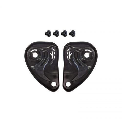 Hinge Plate Kit Bell QUALIFIER/DLX '17-
