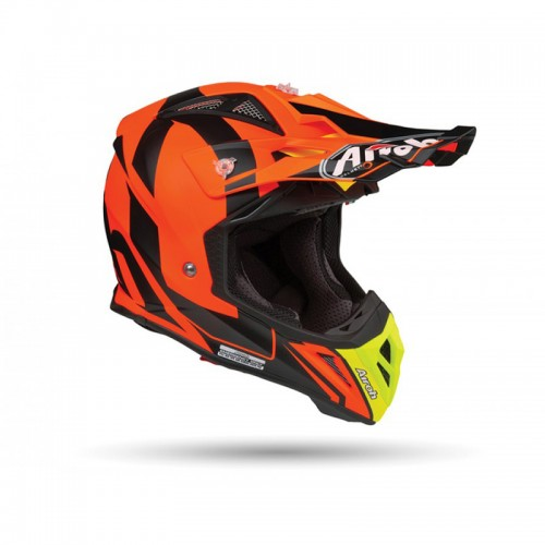 Airoh Aviator 2.3 Bigger Orange matte