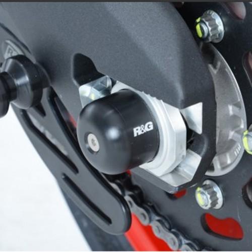 SWINGARMS PROTECTOR R&G SP0054BK Ducati Panigale 899/959/MTS enduro/950