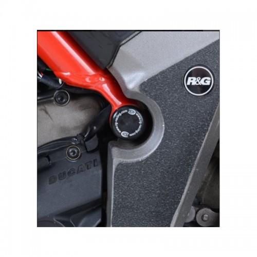 FRAME INSERT R&G FI0111BK upper left Ducati Multistrada 1200/s/Enduro/950/1260