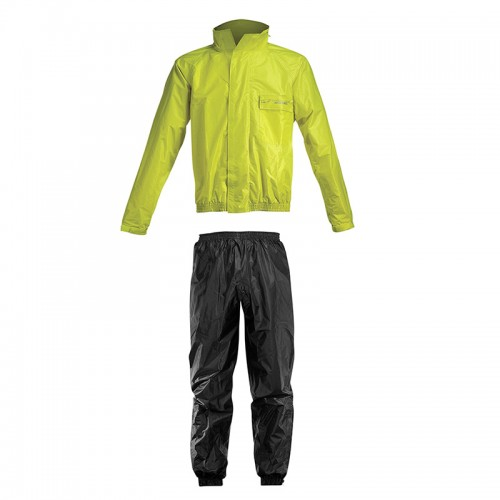 Acerbis _ Rain Suit Logo_ 16428.318 Black-Yellow fluo