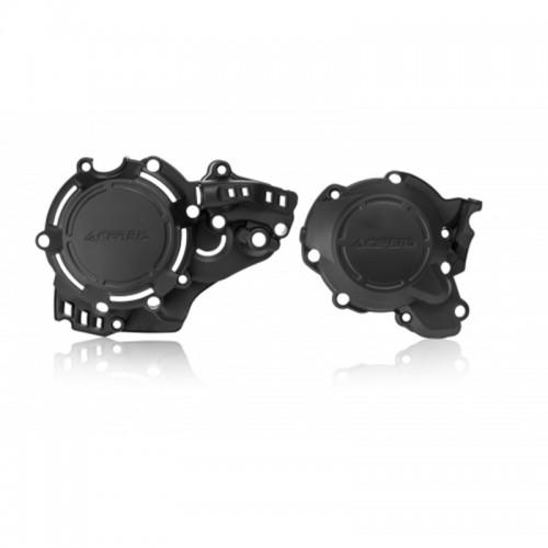 Προστατευτικό κάλυμμα κινητήρα Acerbis X-Power_ 23468.090_ KTM/HSQ 2T _ μαύρο