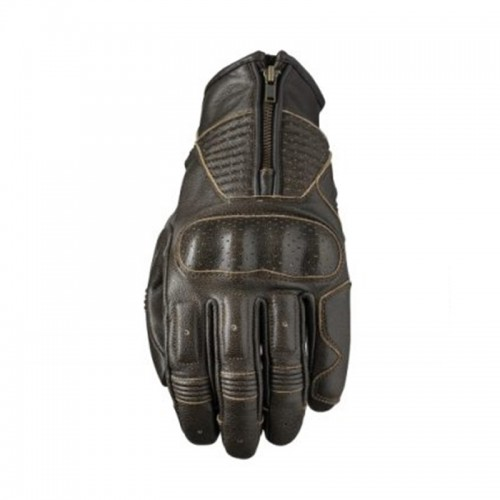 Five Kansas Gloves Vintage Brown
