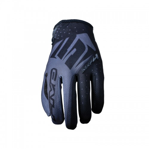 Five MXF4 Gloves Black