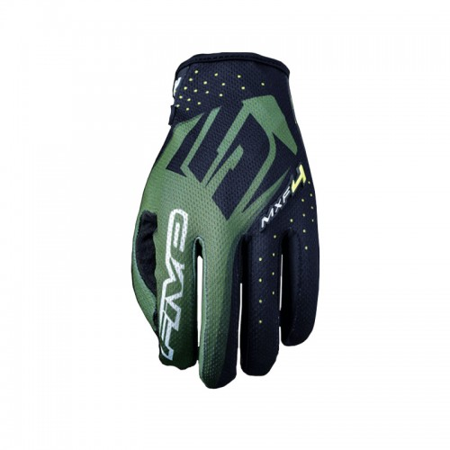 Five MXF4 Gloves Kaki