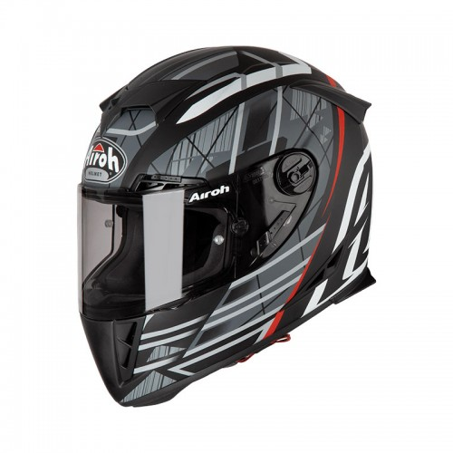 Airoh GP 500 Drift Black Matte