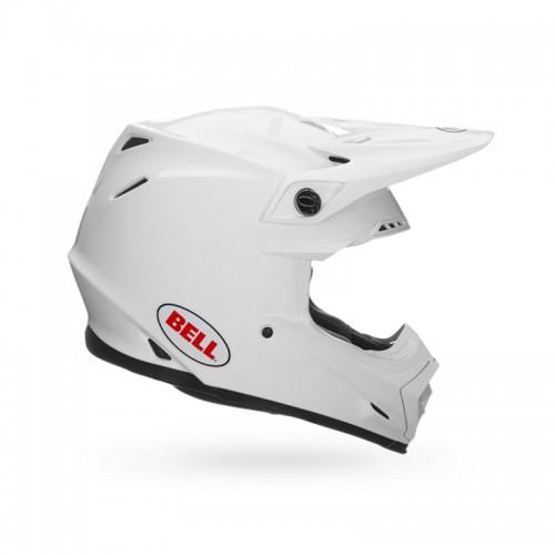 Κράνος Bell Moto-9 Mips άσπρο
