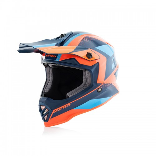Acerrbis 23425.204 Impact Steel Junior orange/blue