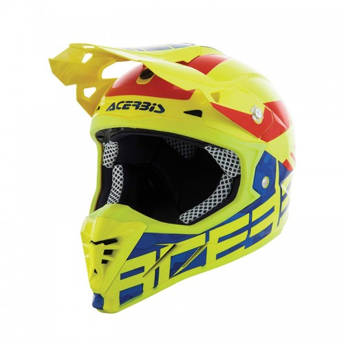 Acerbis 22097.274 Blackmamba yellow/blue