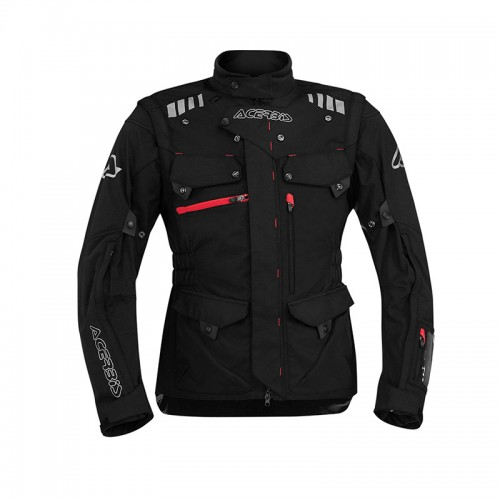 Acerbis Adventure Jacket _ 17793.090 _ Black